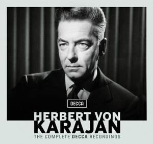 Herbert von Karajan - Complete Decca Recordings Product Image