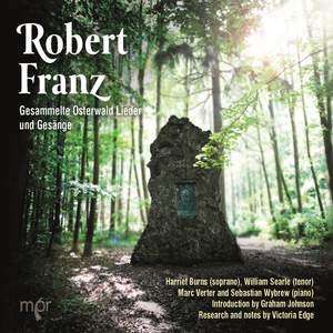 Franz: Collected Osterwald Lieder & Songs