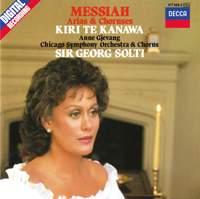 Handel: Messiah (Arias & Choruses)