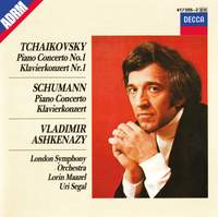 Tchaikovsky: Piano Concerto No. 1 & Schumann: Piano Concerto