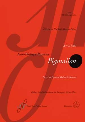 Rameau, Jean-Philippe: Pigmalion RCT 52