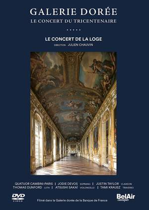 Galerie Dorée: Golden Gallery - The Tricentenary Concert Product Image
