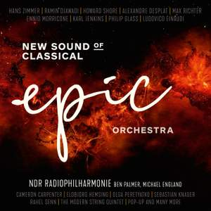 Epic Orchestra - New Sound of Classical Product Image
