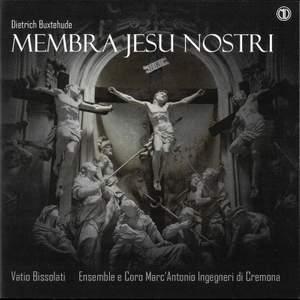 Buxtehude: Membra Jesu nostri Product Image