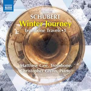 Schubert: Winterreise (arranged for trombone and piano) Product Image