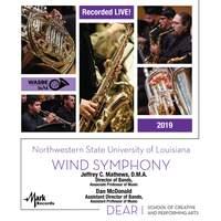 2019 WASBE: Northwestern State University of Louisiana Wind Symphony (Live)