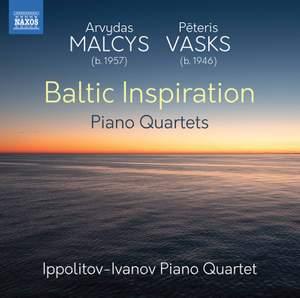 Baltic Inspiration - Piano Quartets