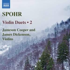 Louis Spohr: Violin Duets 2