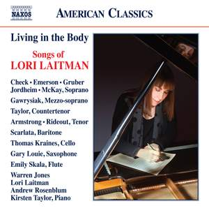 Living in the Body - Songs of Lori Laitman