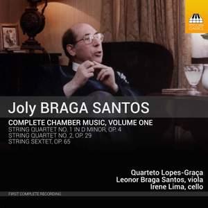 Joly Braga Santos: Complete Chamber Music, Volume One