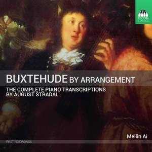 Dietrich Buxtehude by Arrangement: The Stradal Transcriptions Product Image