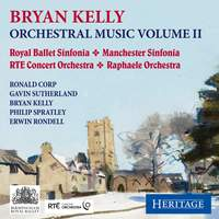 Brian Kelly: Orchestral Music Volume 2