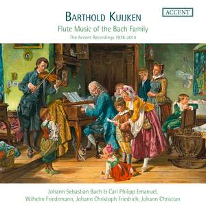 Flute Music of the Bach Family