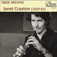 Oboe Archive - Janet Craxton