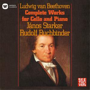 Beethoven: Complete Works for Cello and Piano Product Image