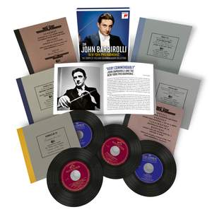 Sir John Barbirolli - The Complete RCA and Columbia Album Collection