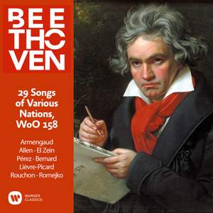 Beethoven: 29 Songs of Various Nations, WoO 158 Product Image