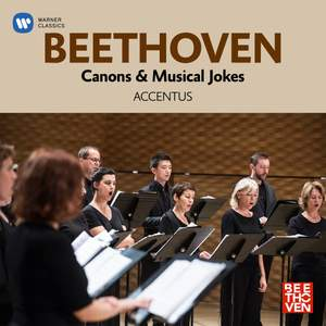 Beethoven: Canons & Musical Jokes