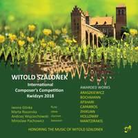 Witold Szalonek International Composers' Competition Kwidzyn 2018