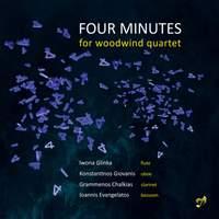 Four Minutes for woodwind quartet