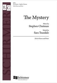 Stephen Chatman_Sara Teasdale: The Mystery