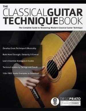 The Classical Guitar Technique Book