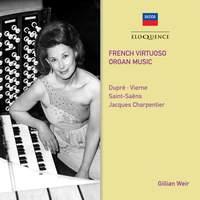 French Virtuoso Organ Music