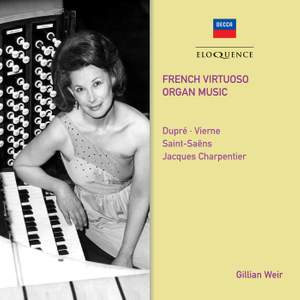 French Virtuoso Organ Music