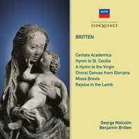 Benjamin Britten: Choral Works