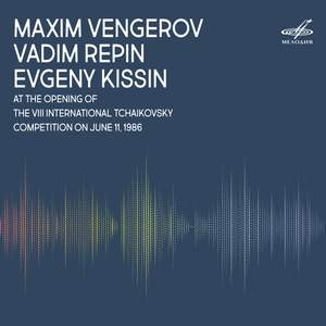 Maxim Vengerov, Vadim Repin & Evgeny Kissin