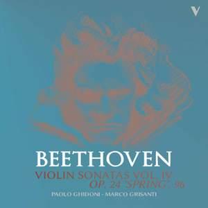 Beethoven: Violin Sonatas, Vol. 4 – Op. 96 & 24