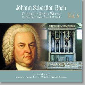 J S Bach: Complete Organ Works Vol. 6
