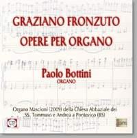 Graziano Fronzuto - Organ Music