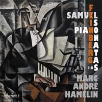 Feinberg: Piano Sonatas Nos. 1-6