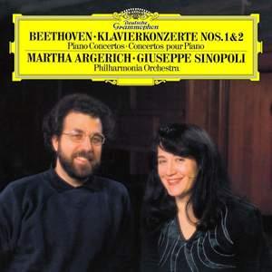 Beethoven: Piano Concertos Nos. 1 & 2 - Vinyl Edition