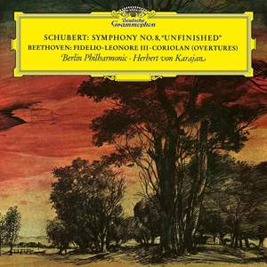 Schubert: Symphony No.8 & Beethoven: Overtures - Vinyl Edition