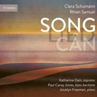 Clara Schumann & Rhian Samuel: Songs
