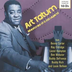 Art Tatum - Milestones of a Jazz Legend