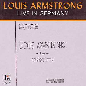 Live in Germany 1952