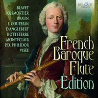 French Baroque Flute Edition