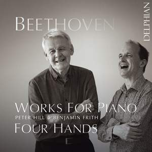 Beethoven: Works For Piano Four Hands Product Image