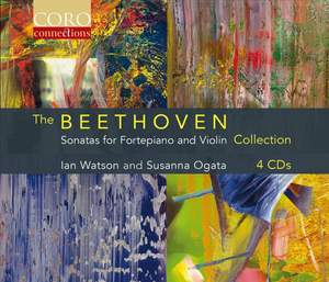 The Beethoven Sonatas for Fortepiano and Violin Collection