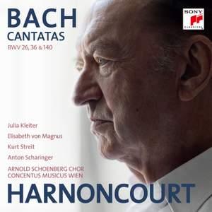 J. S. Bach: Cantatas BWV 26, 36 & 140