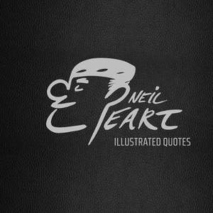 Neil Peart: The Illustrated Quotes