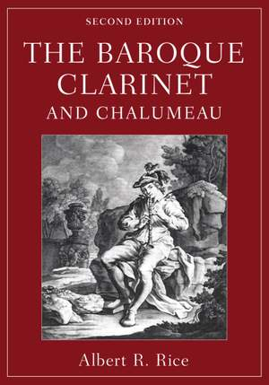 The Baroque Clarinet and Chalumeau Product Image