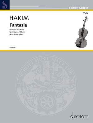 Hakim, N: Fantasia