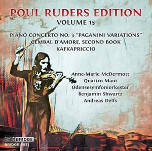 Poul Ruders Edition, Vol. 15