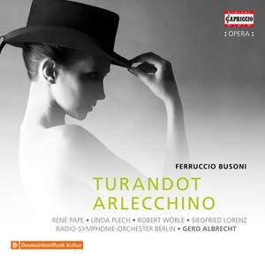 Ferruccio Busoni: Turandot & Arlecchino