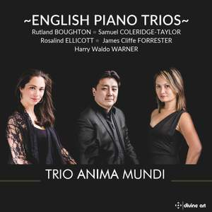 English Piano Trios Product Image