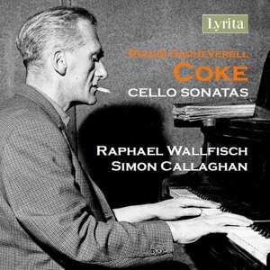 Coke: Cello Sonatas Product Image